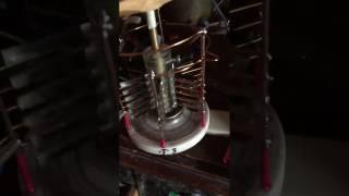 moteur électrostatique