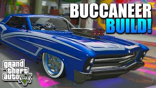 GTA 5 Lowrider DLC: Buccaneer Customisation/Drive - Best Looking Lowrider?