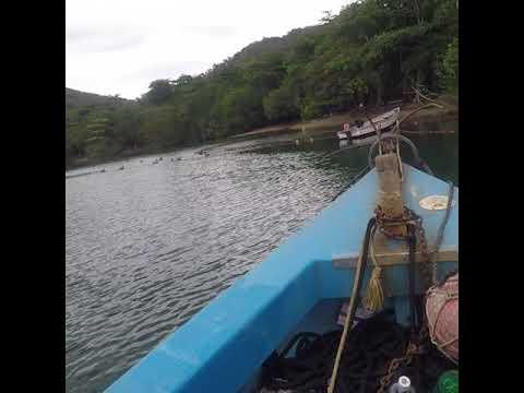 Kingfish fishing abroad the warlock  with captain sam north  of Trinidad  and Tobago