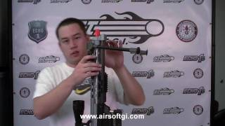 Video Airsoft GI - Ares DSR Full Metal Bullpup Bolt Action Gas Powered Sniper Rifle download MP3, MP4, WEBM, AVI, FLV April 2018
