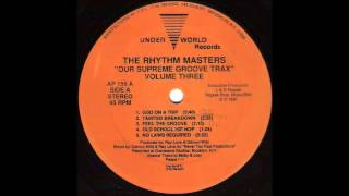 RHYTHM MASTERS - GOD ON A TRIP  1991