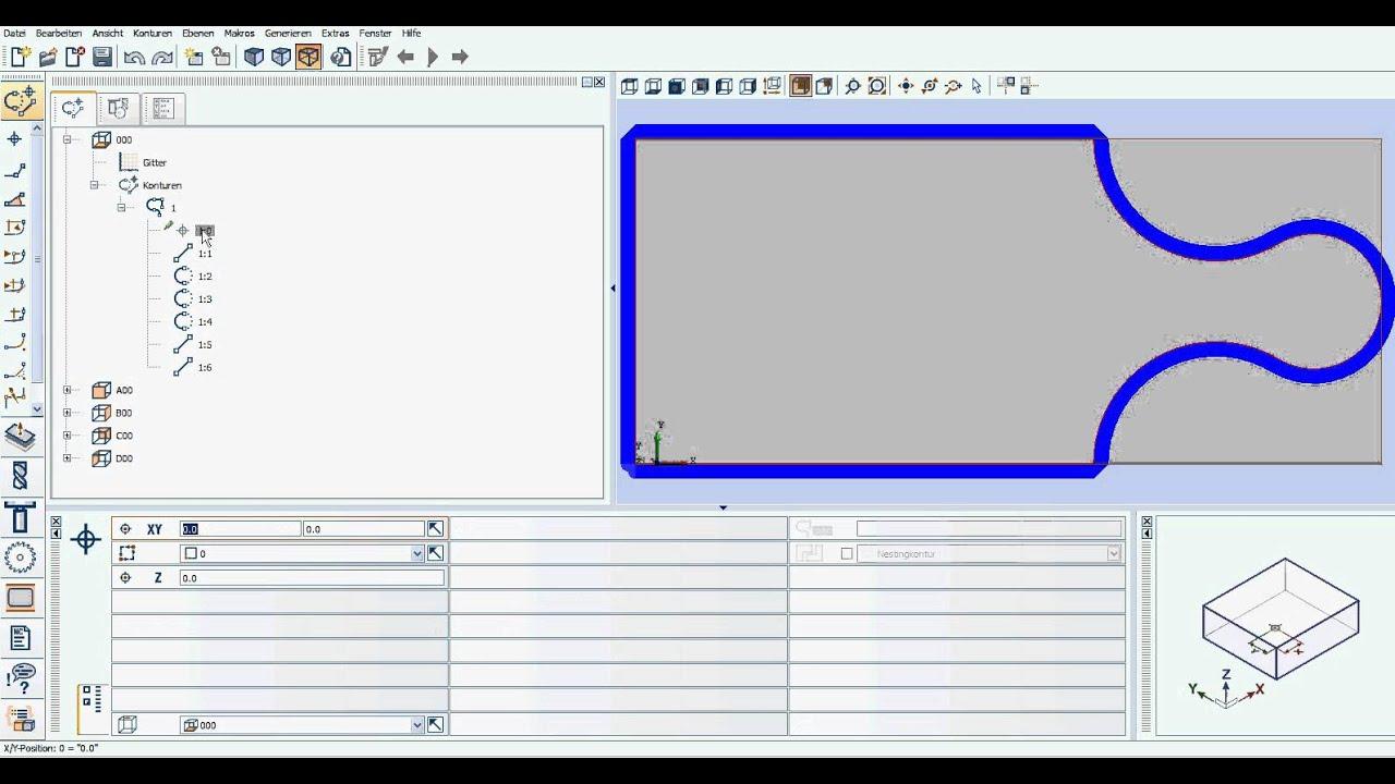 Woodwop 6 1 tutorial