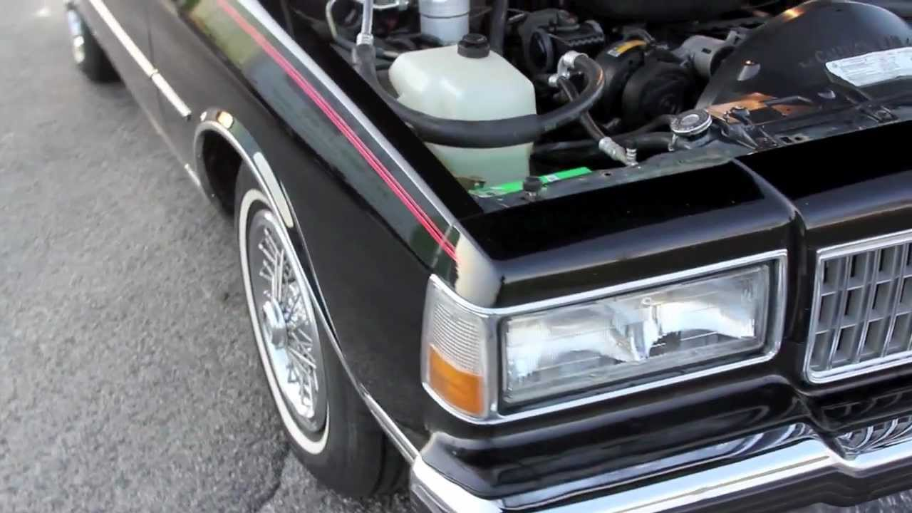 1989 caprice brougham 48k miles box chevy youtube Chevy Truck Fuse Box Diagram 1989 chevy caprice fuse box diagram