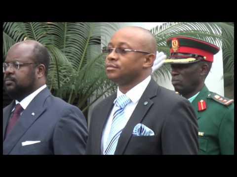 Rais John Magufuli awapokea Mabalozi kutoka DRC na Namibia