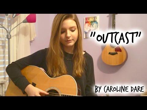 """""""OUTCAST"""" (Original) by Caroline Dare"""