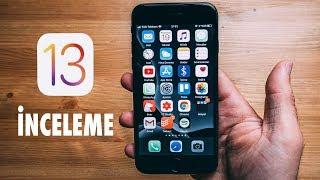 Ios 13: İnceleme     İphone 7 'de Koyu Mod Ve Gelen Özellikler