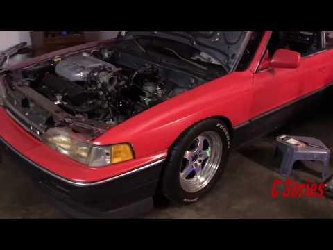 J35 Legend Getting Turbo Part 1