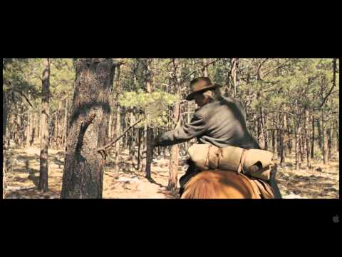 2010 True Grit Music Video-God's Gonna Cut You Down By Johnny Cash