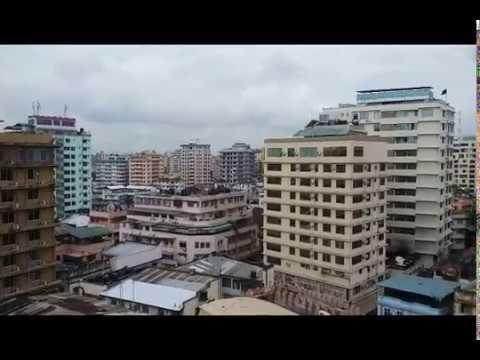 CITY CENTRE || DAR ES SALAAM, TANZANIA || {BEATIFUL VIEW}