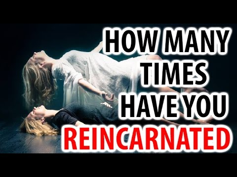 Rebirth - How many time have you Reincarnated?