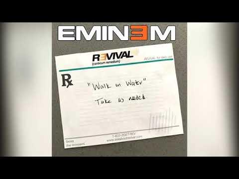 "Check Out Eminem- ""Walk On Water"" (Revival Album) Ft. Beyoncè"