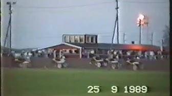 Seinäjoen ravit 25.9.1989, lähtö 2
