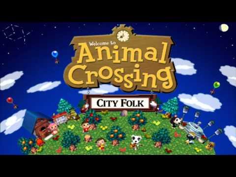 Animal Crossing: City Folk - Full Day Music