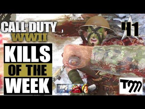 Call of Duty WW2 - Top 10 Kills of the Week #41 (COD Top Plays) thumbnail
