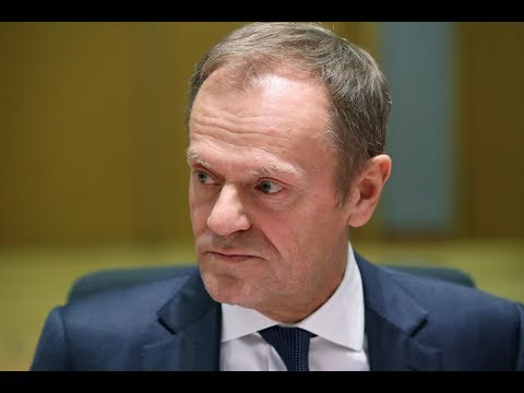 Brexit: Donald Tusk makes statement