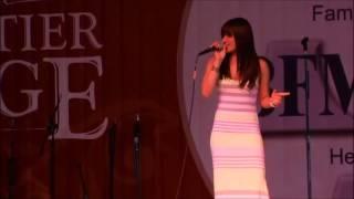 Kimberly Ruiz - Broken Wing (karaoke)