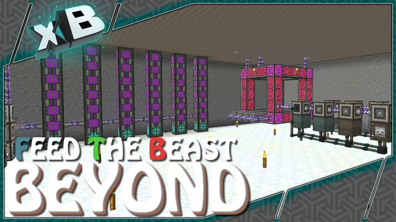 FTB BEYOND w/ Hypno :: Ep 23 :: Better AE2 Auto Crafting!