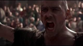 Рим. Люций спасает Тита с арены