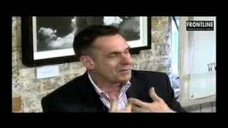 Insight with Paul Mason: Financial Meltdown and the end of the Age of Greed - Highlights