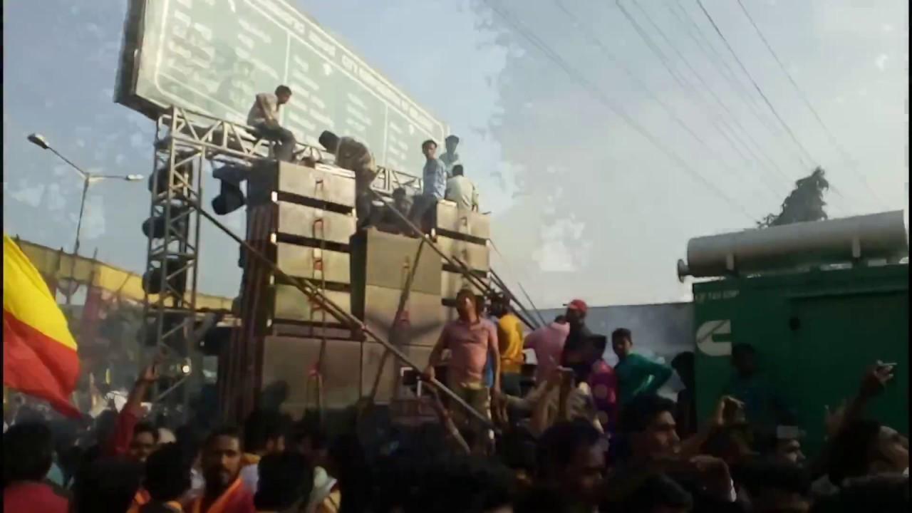 karnataka rajyotsava belgaum 2017 | Orginal Sound by J Indian by J Indian
