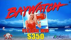 Baywatch Online Slot from Playtech