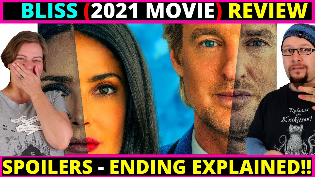 'Bliss' Ending Explained: What Is Owen Wilson's Amazon Movie ...