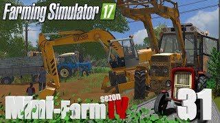 "Farming Simulator 17 Mini-Farm #31 - ""Kopiemy fundamenty"""