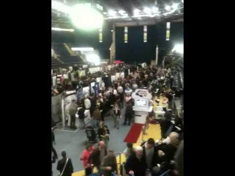 Nottingham Jobs Fair 2011