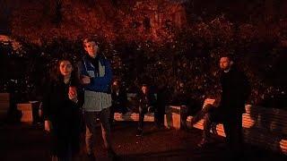 Смотреть видео 🔴 Интервью с участниками Бессрочного протеста в Санкт-Петербурге онлайн