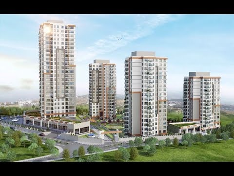 Atakent, Kucukcekmece luxury apartments for sale