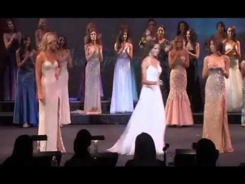 THE 2012 MISS GREATER SAN DIEGO USA PAGEANT