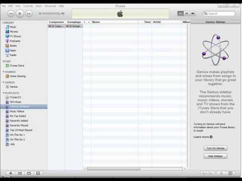 How To Fix An ipod Or iphone That Will Not Restore In itunes