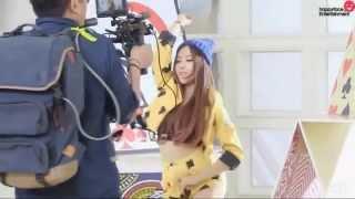 [150415] Dal★Shabet (달샤벳) JOKER Music Video - Behind the Scenes