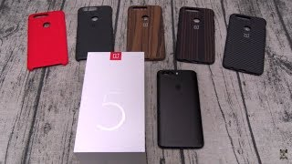 OnePlus 5T Unboxing And First Impressions