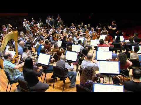 Philadelphia Orchestra  Yannick NézetSéguin  Rehearsal 10 27 10
