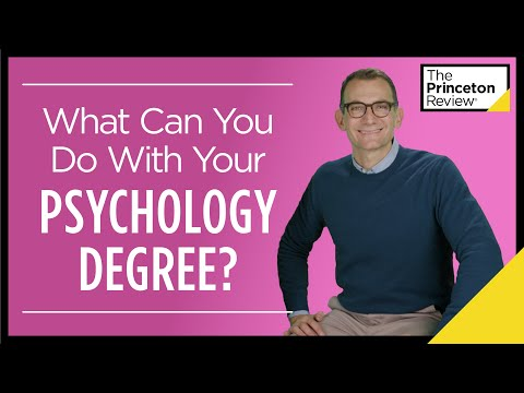 "Thumbnail for the embedded element ""What Can You Do With Your Psychology Degree? 