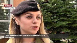У Трускавці військові медсестри змагались у конкурсі краси(, 2017-03-11T03:41:09.000Z)