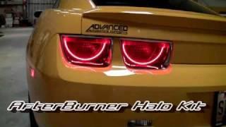 Chevrolet Camaro 2010 Black Concept Videos