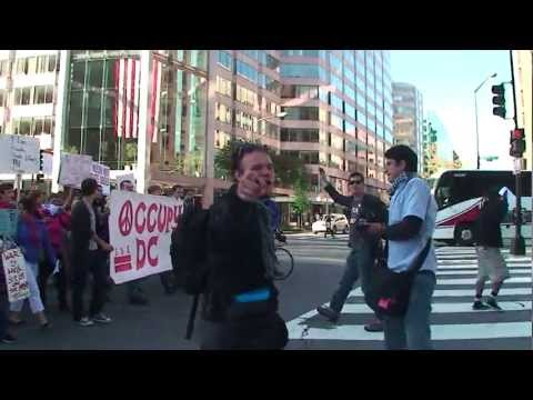 Kde je hnutí Okupujte Wall Street @ Generace na Rozcestí (Radio Wave)