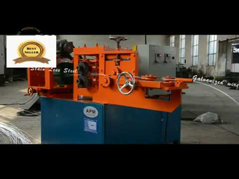 Quarry Application Wire Mesh Making Machine