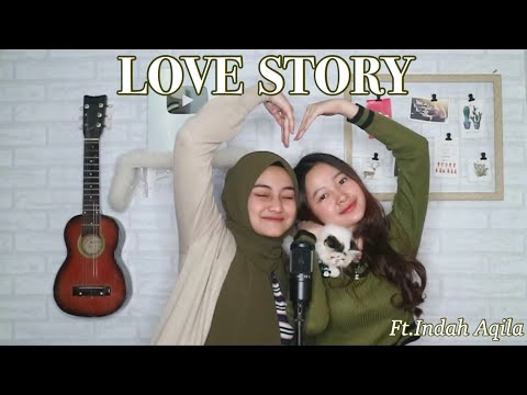 love story cover by eltasya natasha