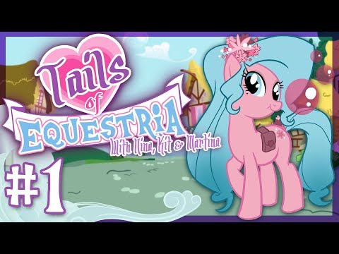 Tails of Equestria Playthrough - Episode 1! Character Creation!