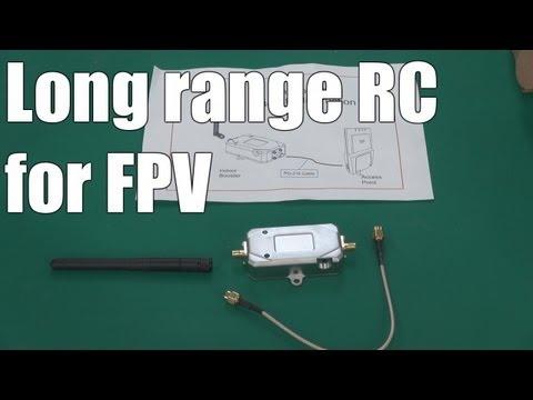 FPV long-range RC options