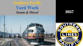 Southern Pacific Yard Work