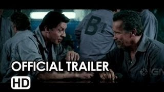 Escape Plan (2013) Official Trailer/Teaser Hollywood Movie [HD]
