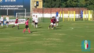 Vittoria pesante e significativa dell'Inter U17 di mister Zanchetta...