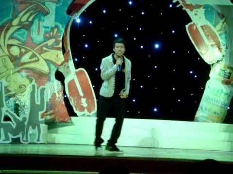 Music Talent semifinal – Tran Thai Son: Michael Jackson singing and dancing