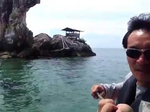 อุทยานหอยมือเสือ ตำนานแห่งการอนุรักษ์ แห่งทะเลชุมโค ปะทิว ชุมพร by sunitjo