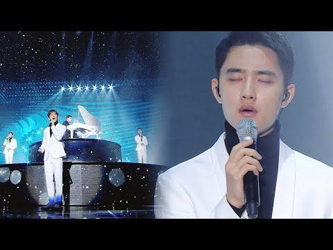 EXO가 만드는 크리스마스의 기적 '12월의 기적' @2018 SBS 가요대전