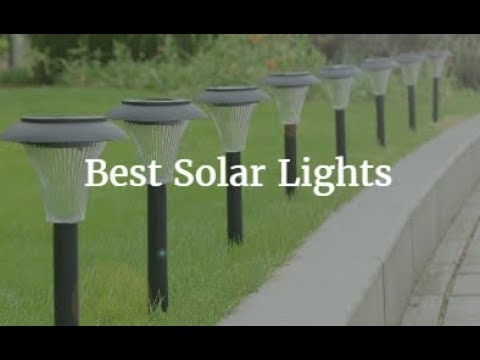 Best Solar Lights 2019